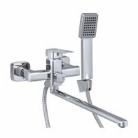 СЛ-ОД-Н31 Смеситель для ванны с пов.изл., переключатель флажковый, комплект, одноручный Н31