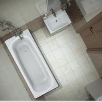 Ванна стальная Universal BLB 160*70см 3.5мм