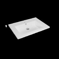 ОСКАР 65 см Умывальник белый с/о + обрамление KIROVIT