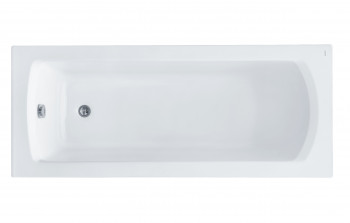 Ванна акриловая Монако XL 170*75 с экраном Сантек