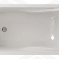 Ванна акриловая Eurolux ALLA 150*75 (каркас+панель)