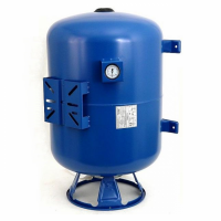 Мембранный бак для воды IBO 80л H/V