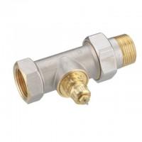 Клапан термостат. RTR-G для отнотруб. систем Ду20 прям 013G7026