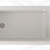 Ванна акриловая Eurolux QWATRY 150*70 (каркас+панель)