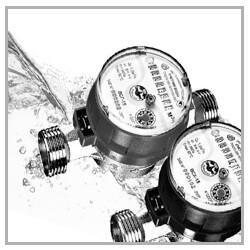 Счетчики для воды