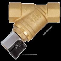 Фильтр сетчатый г/г FVR-D ДУ32 со спуск.краном 065B8244
