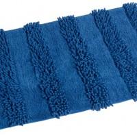 034-31 Коврик для ванной комнаты 50*80 Spark blue